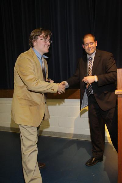 Awards Night 2012: Student of the Year: Entrepreneurship