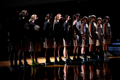 Girls Basketball - South Hamilton 2013