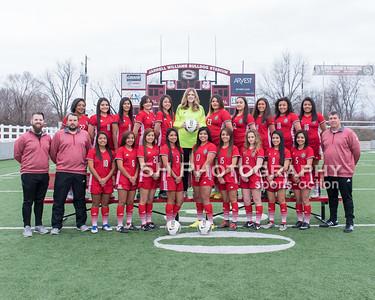 SHS Varsity Soccer- Girls