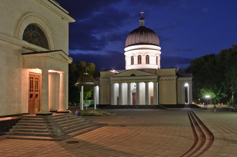 Catedrala din Chisinau