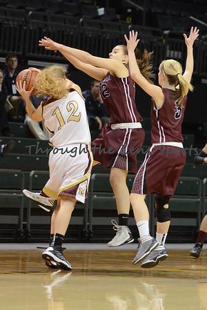 Willamette vs. Milwaukee Girls HS BB
