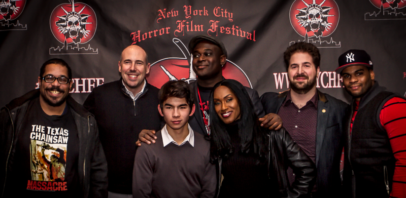 """The Kind Ones"" at the NY Horror film Festival 2016"