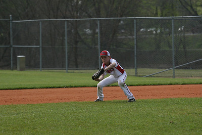 2011-3/20 vs Cartersville Reds
