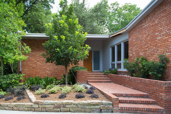 Home- Front Entry Landscaping
