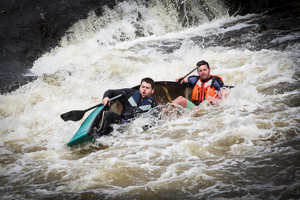 Kenduskeag Stream Canoe Race 2018