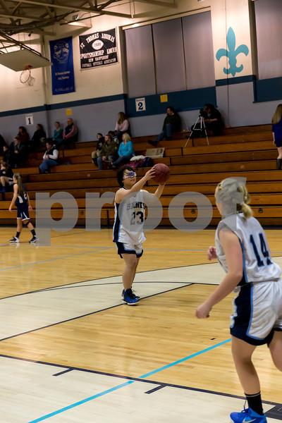 STA Basketball JV 121313
