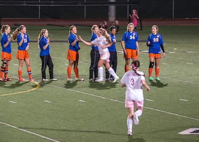 Peninsula Soccer vs Auburn Mountain View