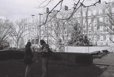 4508 Campus scenes Nov 1975