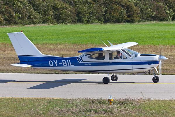 OY-BIL - Reims Cessna F177RG Cardinal