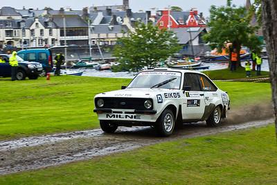 Rally Hebrides 2011