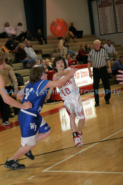 Lawson vs West Platte Freshman Boys 07