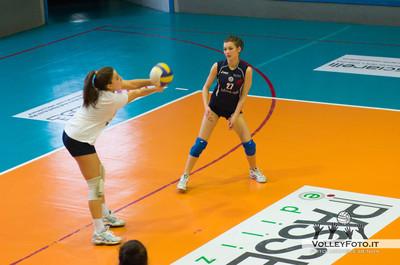 08.04.2013 Ecoservice Bastia - School Volley Perugia U16F