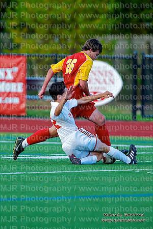 Soccer, Boys H.S. JV, St Johns Vs Chaminade 9.23.10