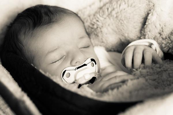 Liam's Newborn Session