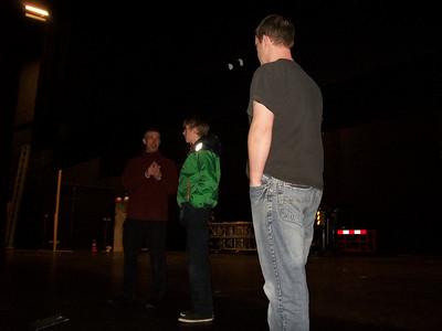 2012-02-07 Visit to the Regent Theatre
