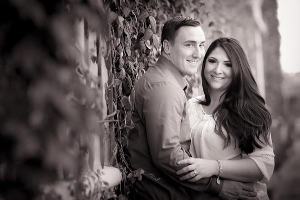 Nicole & Kris Engagement Photos