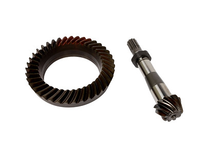 FIAT FRONT CROWN WHEEL AND PINION