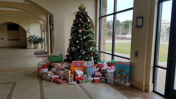 Community Life - Angel Tree Gifts - December 11, 2017