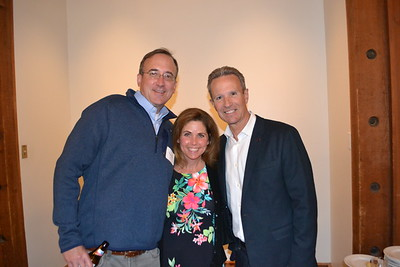Chandler Hosts Founder's Circle Reception