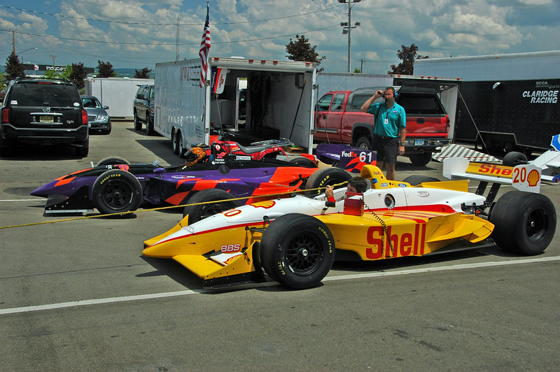 Ted Wenz / Bill Hart / Champcars