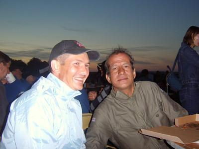 Jay Madhvani 1953-2007 & Dave Armstrong 1935-2008