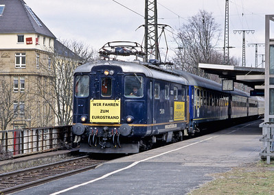 Non-DB traction in Germany