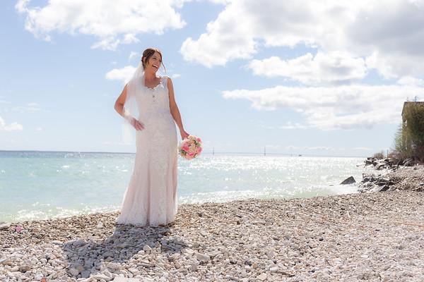Mackinac Island Destination Wedding Deanna Tad