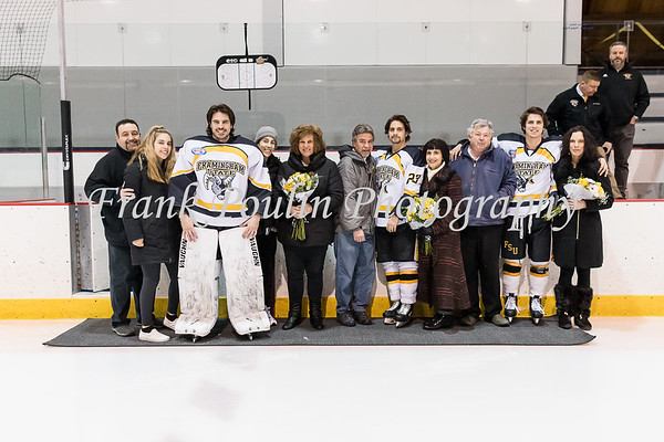Framingham State hockey 2/15/2020