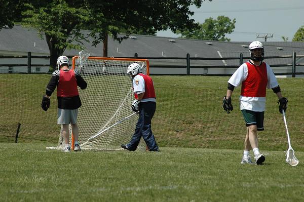3rd Annual Alumni Lacrosse Game