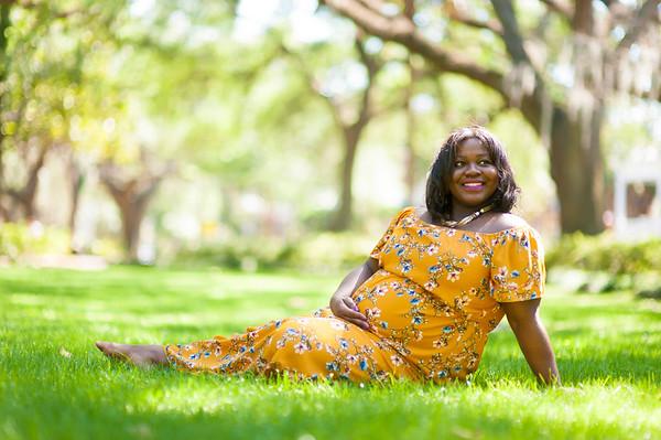 Denise Iris maternity