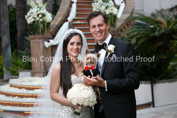 Larsen Campbell Wedding