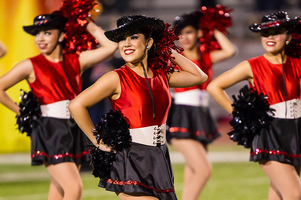 October 2, 2015 - Band and Dance - Palmview v Mission _dy