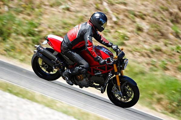 #7 - Red Ducati