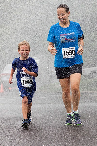 APC 3-Century Soaker 5K commemorate the 300th anniversary of Abington Presbyterian Church