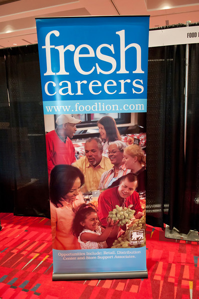 Career Fair Expo @ Charlotte Convention Center 3-1-12 by Jon Strayhorn
