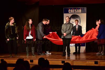 Wellington Home Education Network: Julius Caesar - Act 1 sc ii