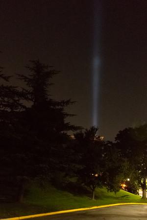 2021-09-11 Tribute Light