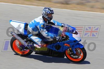 Blue Suzuki