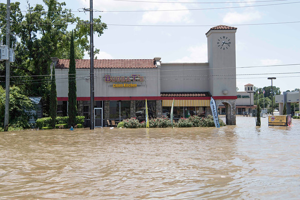 May 28th Flood - Tomball TX