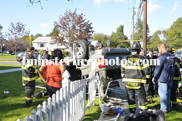 SYOSSET FD O/T South Oyster Bay RD  10-7-10