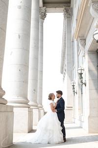 Alexander & Sarah Lourenco