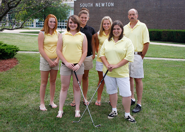 SNHS Girls Golf 2009