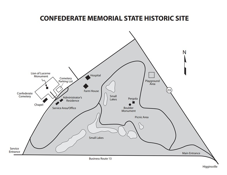 Confederate Memorial State Historic Site