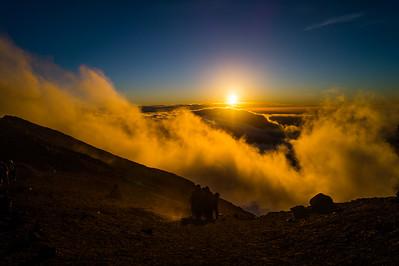Mount Kilimanjaro Day 6- Barafu to Uhuru Peak (5895m)