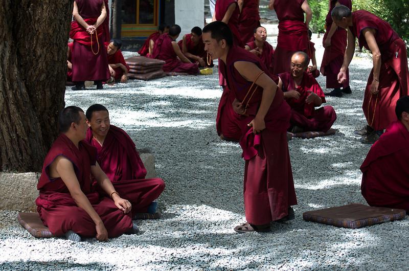 Sera Monastery (dispute)