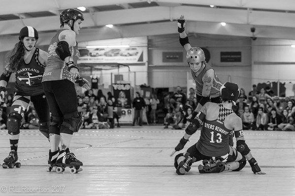 2017/02/18 BOTAS West Virginia All-Stars Bout 3