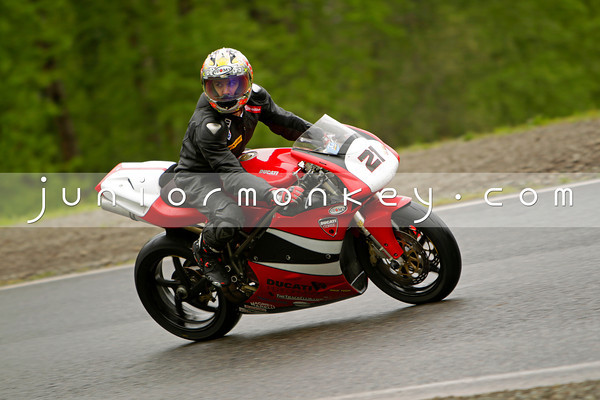 21 - Red Ducati