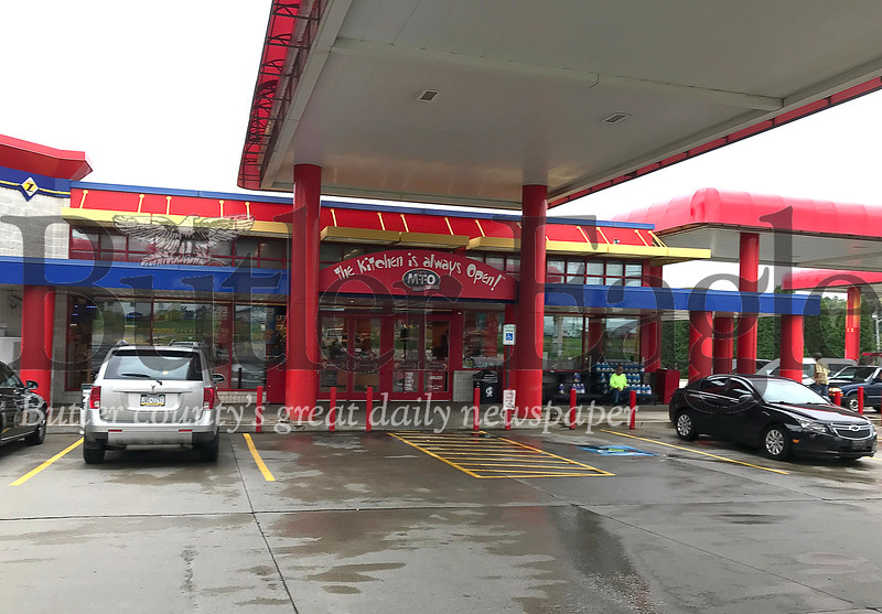 63124 Sheetz on Route 68 in Butler Twp plans on remodeling