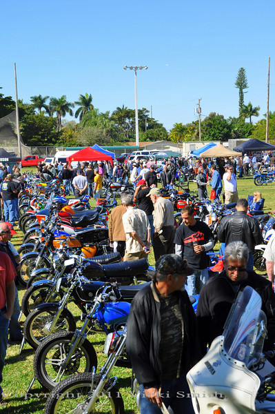 Dania Beach Vintage Motorcycle Show 2011