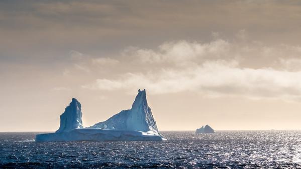 Svalbard et l'est du Groenland 2018